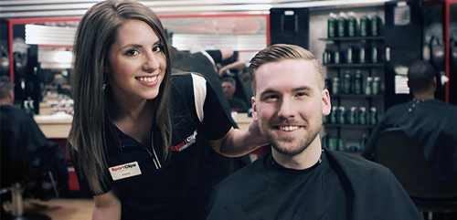 Sport Clips Haircuts of Northville - Park Place  Haircuts